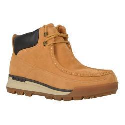 Men's Lugz Breech Wallaby Work Boot Golden Wheat/Bark/Cream/Gum Thermabuck