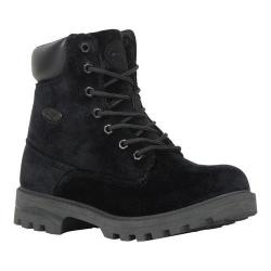 Women's Lugz Empire HI VT Work Boot Black Velvet