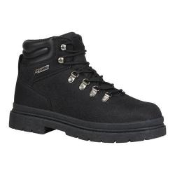 Men's Lugz Grotto Ballistic Work Boot Black Textile