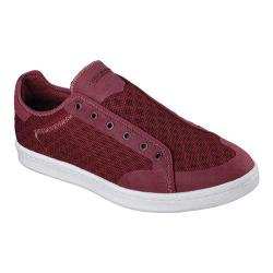 Men's Mark Nason Skechers Summershade Slip-On Sneaker Burgundy