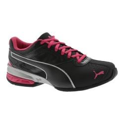 Women's PUMA Tazon 6 Puma Black/Puma Silver/Beetroot Purple