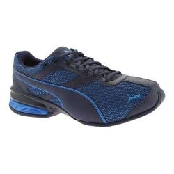 Men's PUMA Tazon 6 Mesh Peacoat/Electric Blue Lemonade