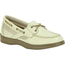 Women's Apex Sydney Boat Shoe Bone Leather