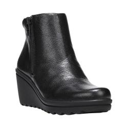 Women's Naturalizer Quineta Bootie Black Leather