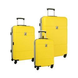 Nautica Port Harbour 3-Piece Luggage Set Empire Gold