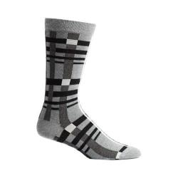Men's Ozone Tektonika Plaid Socks (2 Pairs) Grey