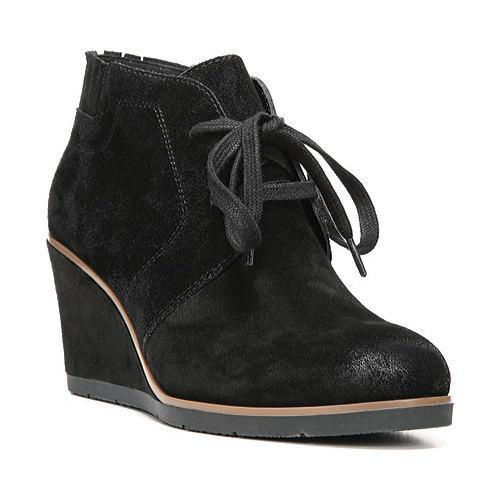 259fbc4f350c5 Shop Women's Franco Sarto Austine Ankle Boot Black Barnch Leather - Free  Shipping Today - Overstock - 12375964