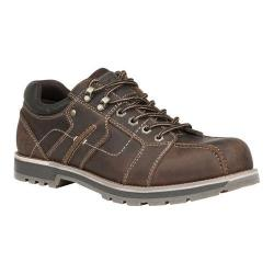 Men's GBX Garvey Lace Up Dark Tan Crazyhorse