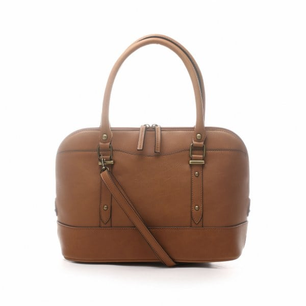 Mondani Emilie M. Emma Vegan Leather Dome Satchel