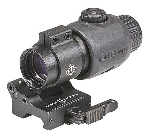 Sightmark XT-3 Magnifier With LQD Flip Mount