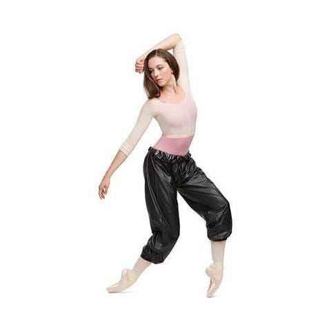 Women's Capezio Dance Perspiration Pant Black