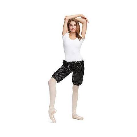 Women's Capezio Dance Perspiration Short Black