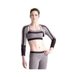 Women's Capezio Dance Convertible Jodpuhr Shrug Stormy Skies