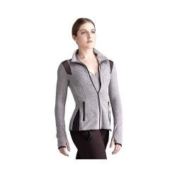 Women's Capezio Dance Convertible Panel Jacket Stormy Skies