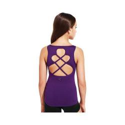 Girls' Capezio Dance Kalina Tank Top Eggplant