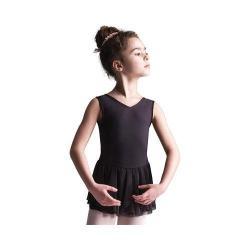 Girls' Capezio Dance Petal Ballet Dress Black
