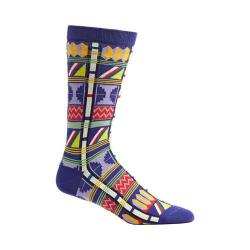 Men's Ozone Asonawo Elements Socks (2 Pairs) Violet