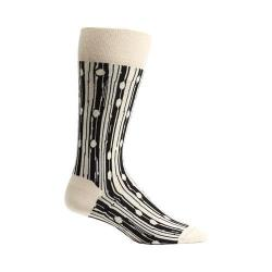 Men's Ozone Bark Beetle Socks (2 Pairs) Cream