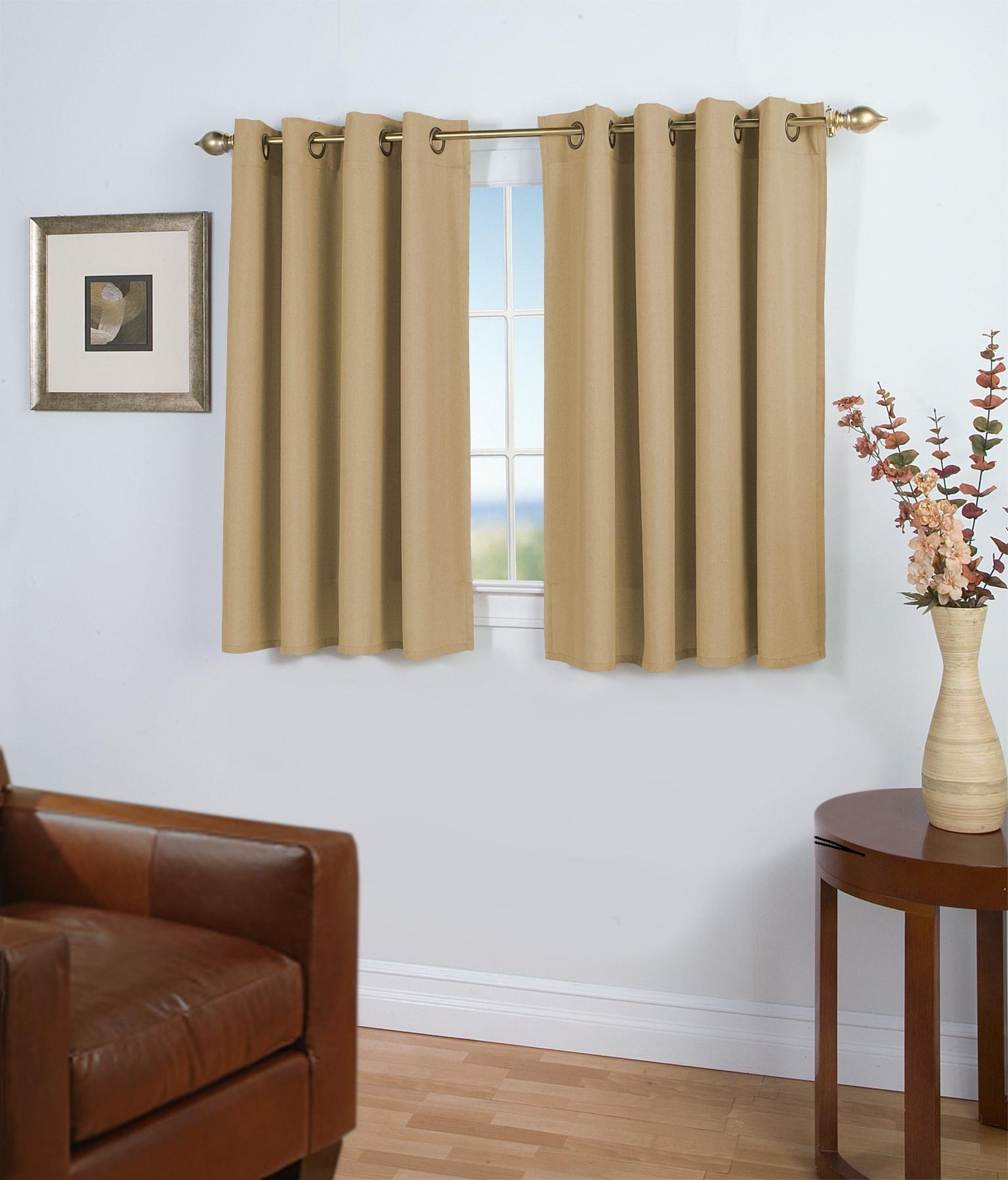 Glasgow Short Length Curtain Panel