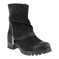 Women's Azura Kecak Ankle Boot Black Nubuck