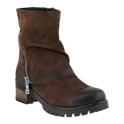 Women's Azura Kecak Ankle Boot Brown Nubuck