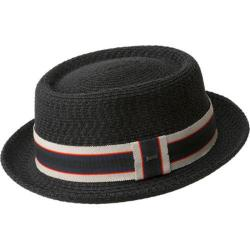 Men's Bailey of Hollywood Adams Homburg 25338BH Black