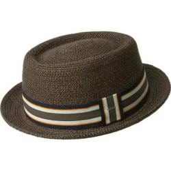 Men's Bailey of Hollywood Adams Homburg 25338BH Olive Brown