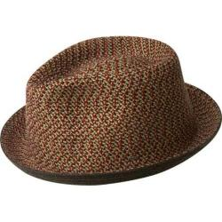 Men's Bailey of Hollywood Cain Fedora 25337BH Brown Melange