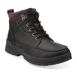 Men's Clarks Ryerson Dale Black Leather