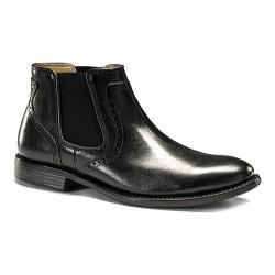 Men's Dockers Westwood Twin Gore Boot Black Burnished Full Grain Leather