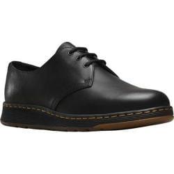 Men's Dr. Martens Cavendish 3-Eye Shoe Black Temperley