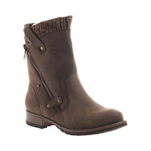 Women's Rabble Boot Rich Brown Textile/Synthetic