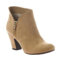 Women's Madeline Plump Bootie Light Taupe Textile