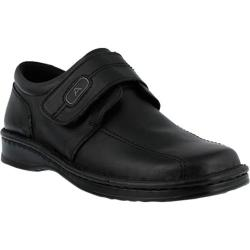 Men's Spring Step Levi Loafer Black Leather (More options available)