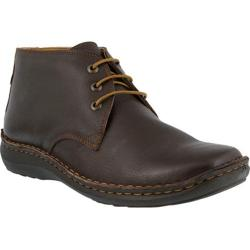 Men's Spring Step Mathias Chukka Boot Brown Leather