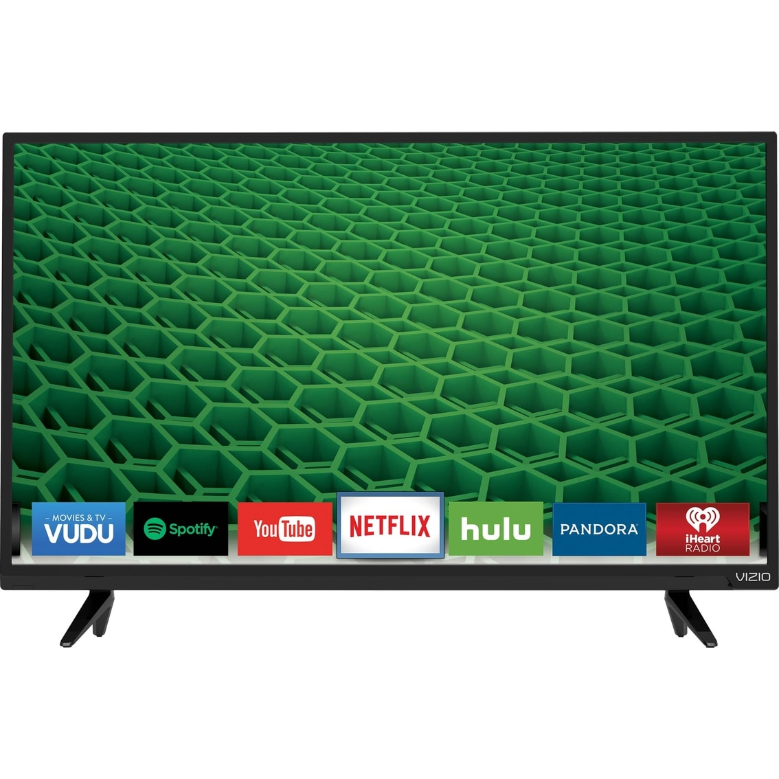 Vizio D32h-D1 D-Series Class 720P 60HZ Black 32-inch Full-array LED Smart TV