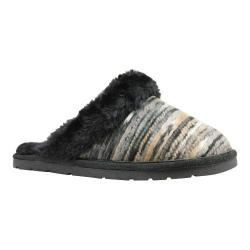 Women's Lamo Juarez Scuff Slipper Black