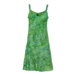 Women's Ojai Clothing Salsa Dress Moroccan Green