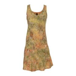 Women's Ojai Clothing Weekend Sleeveless Dress Daisy