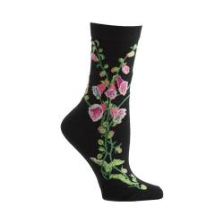 Women's Ozone Fairy Gloves Crew Socks (2 Pairs) Black