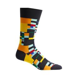 Men's Ozone Radical Geometry Socks Grey