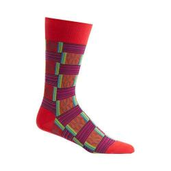 Men's Ozone Sahara Patchwork Socks Red