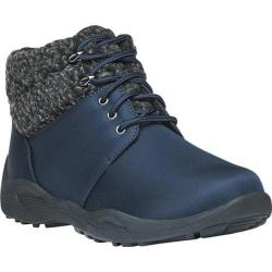 Women's Propet Madison Ankle Lace Navy Nylon|https://ak1.ostkcdn.com/images/products/126/383/P19219184.jpg?impolicy=medium