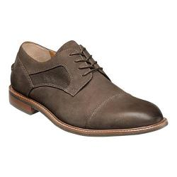 Men's Florsheim Frisco Cap Toe Oxford Taupe Nubuck