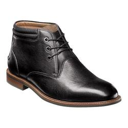 Men's Florsheim Frisco Chukka Boot Black Smooth Leather