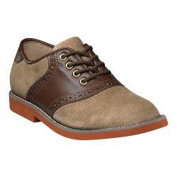 Boys' Florsheim Kennett Jr. Saddle Shoe Dirty Sand Multi
