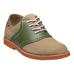 Boys' Florsheim Kennett Jr. Saddle Shoe Sand Multi Leather