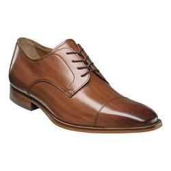 Men's Florsheim Sabato Cap Toe Oxford Scotch Hand Brushed
