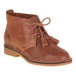 Women's Hush Puppies Cyra Catelyn Chukka Gold Shimmer Suede