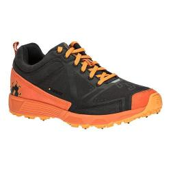 Men's Icebug DTS2 BUGrip Running Shoe Black/Sunset